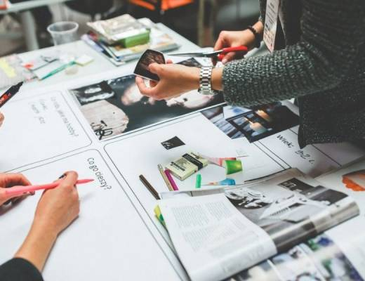 What are the best samples of marketing materials? How did they use graphic design for each? Learn more and take inspiration.