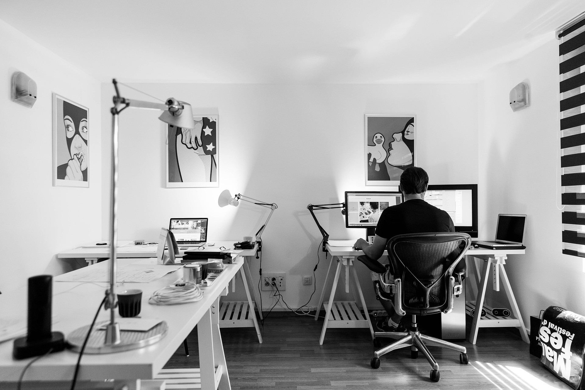 Home office organization has never been more critical than it is today. Use these tips to eliminate distractions and increase productivity.