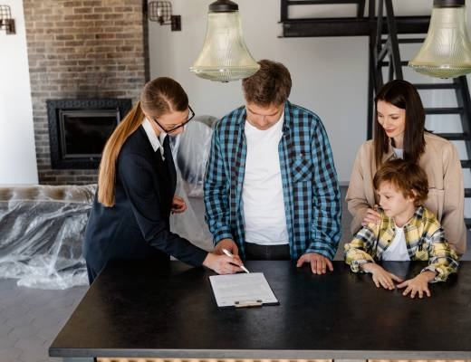 Managing rental properties can be a very financially rewarding experience if you do things right. Following these four guidelines will help.